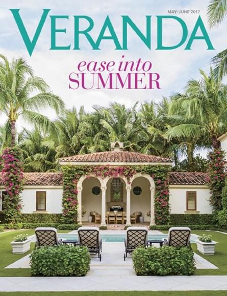 Veranda Cover - 5/1/2017
