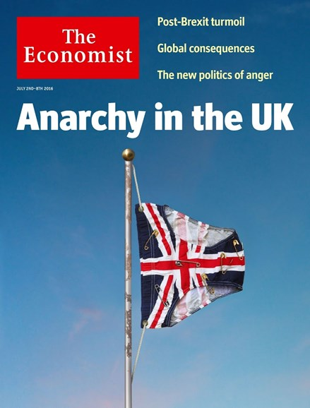 The Economist Cover - 7/2/2016