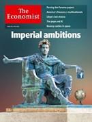 Economist 4/9/2016
