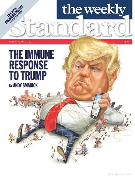 Washington Examiner Cover - 4/17/2017
