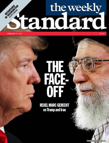 Washington Examiner Cover - 2/27/2017