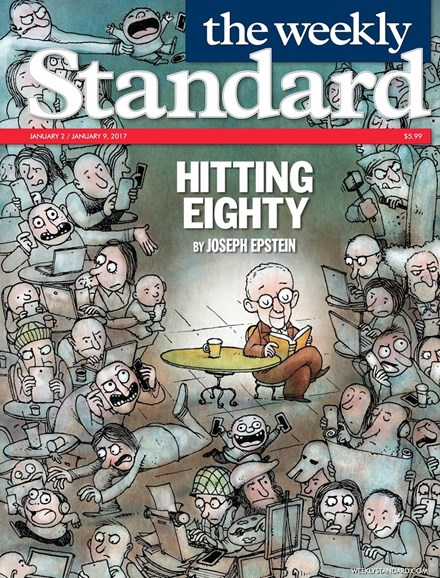 Washington Examiner Cover - 1/2/2017