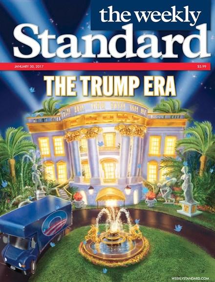 Washington Examiner Cover - 1/30/2017