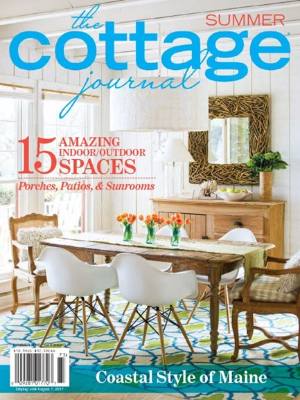 The Cottage Journal Cover - 6/1/2017