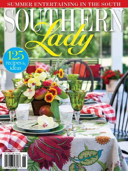 Southern Lady Cover - 5/1/2017