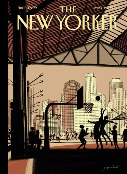 The New Yorker Cover - 5/29/2017