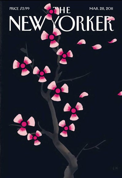 The New Yorker Cover - 3/28/2011