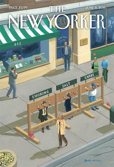 The New Yorker Cover - 6/6/2011