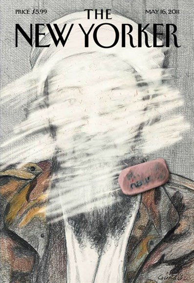 The New Yorker Cover - 5/16/2011