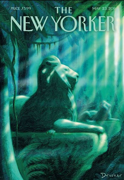 The New Yorker Cover - 5/23/2011