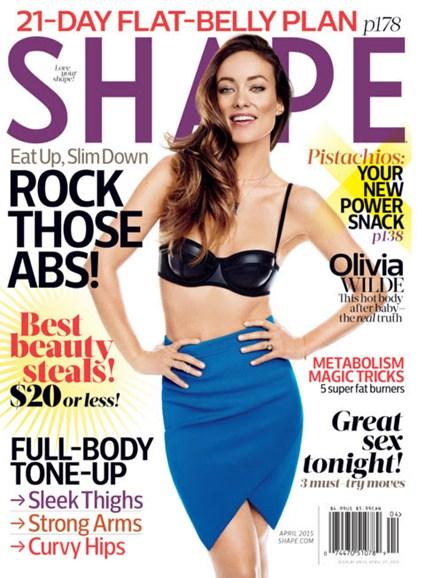 Shape Cover - 4/1/2015