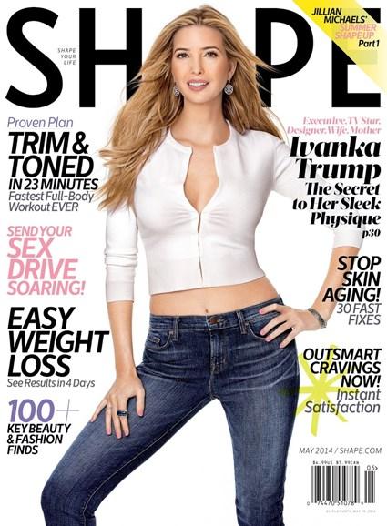 Shape Cover - 5/1/2014