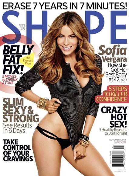 Shape Cover - 11/1/2014