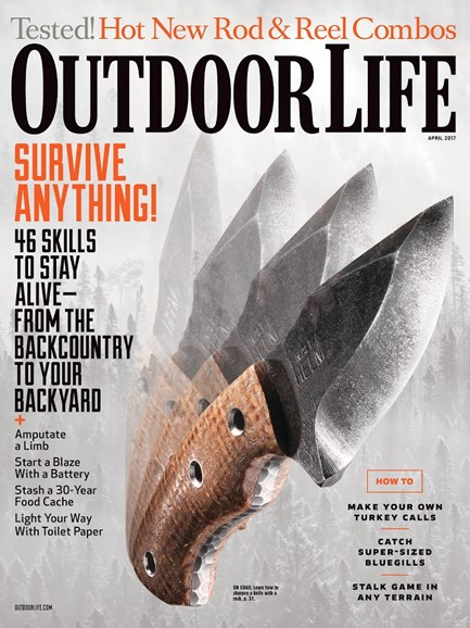 Outdoor Life Cover - 4/1/2017