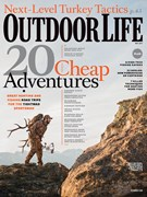 Outdoor Life Magazine 5/1/2017