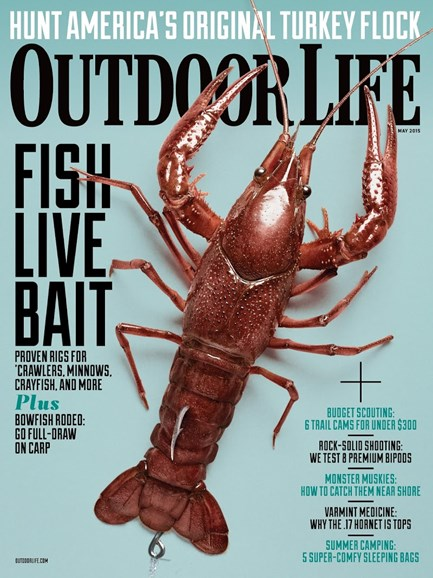 Outdoor Life Cover - 5/1/2015