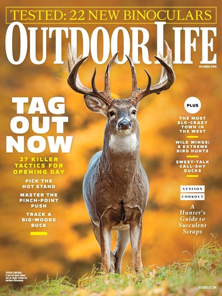 Outdoor Life Cover - 10/1/2016