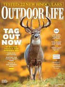 Outdoor Life Magazine 10/1/2016