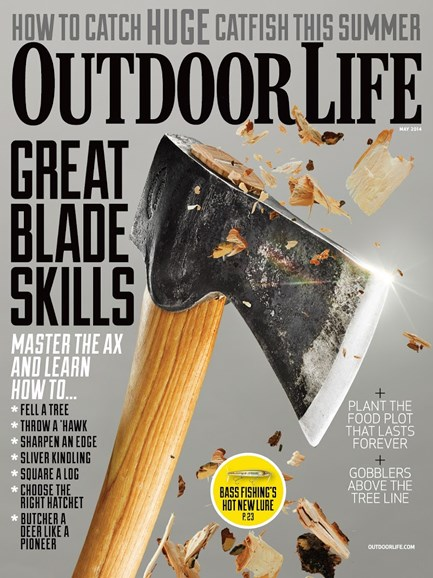 Outdoor Life Cover - 5/1/2014