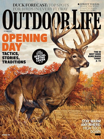Outdoor Life Cover - 10/1/2014