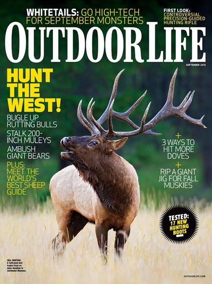 Outdoor Life Cover - 9/1/2013