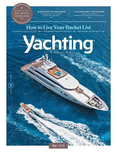 Yachting Cover - 4/1/2017