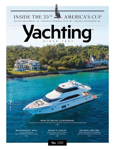 Yachting Cover - 5/1/2017