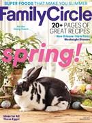 Family Circle Magazine 4/1/2017