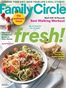 Family Circle Magazine 3/1/2017