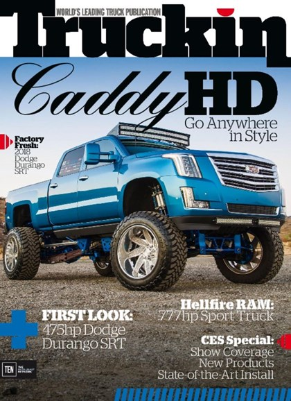Truckin' Cover - 5/18/2017