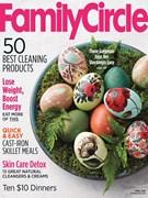 Family Circle Magazine 4/1/2016
