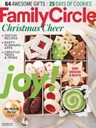 Family Circle Magazine 12/1/2016