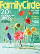 Family Circle Magazine 5/1/2016