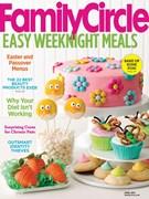 Family Circle Magazine 4/1/2015