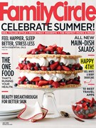 Family Circle Magazine 7/1/2015