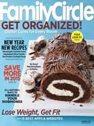 Family Circle Magazine 1/1/2015
