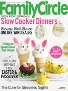 Family Circle Magazine 4/1/2014