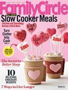 Family Circle Magazine 2/1/2014