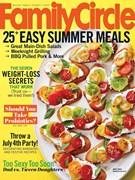 Family Circle Magazine 7/1/2014