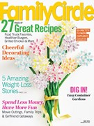 Family Circle Magazine 5/1/2014