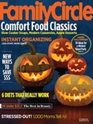 Family Circle Magazine 10/1/2014