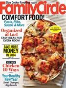 Family Circle Magazine 1/1/2014
