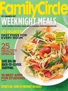 Family Circle Magazine 9/1/2014