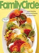 Family Circle Magazine 8/1/2013