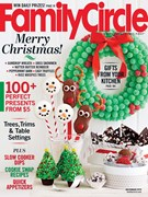 Family Circle Magazine 12/1/2013