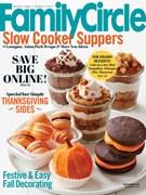 Family Circle Magazine 11/1/2013