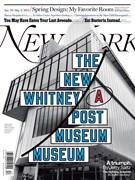 New York Magazine 4/20/2015