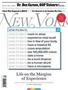 New York Magazine 2/23/2015