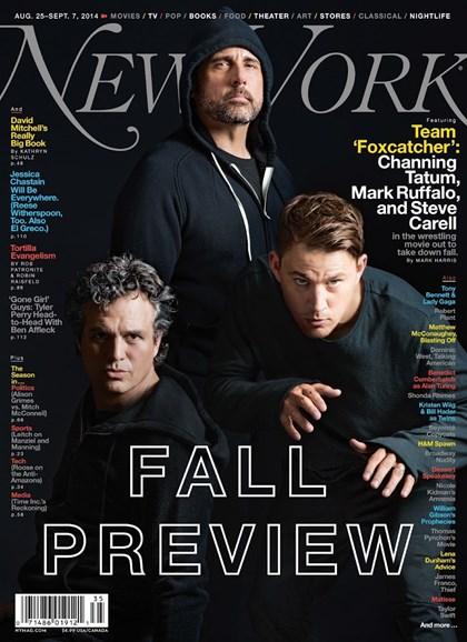New York Magazine Cover - 8/25/2014