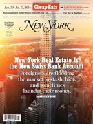 New York Magazine 6/30/2016